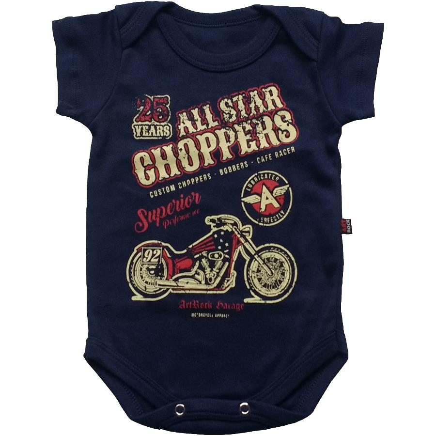 Body Manga Curta All Star Choppers (Art Rock)