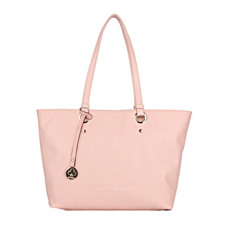 BOLSA TOTE BAG PAGANI MUST HAVE NUDE