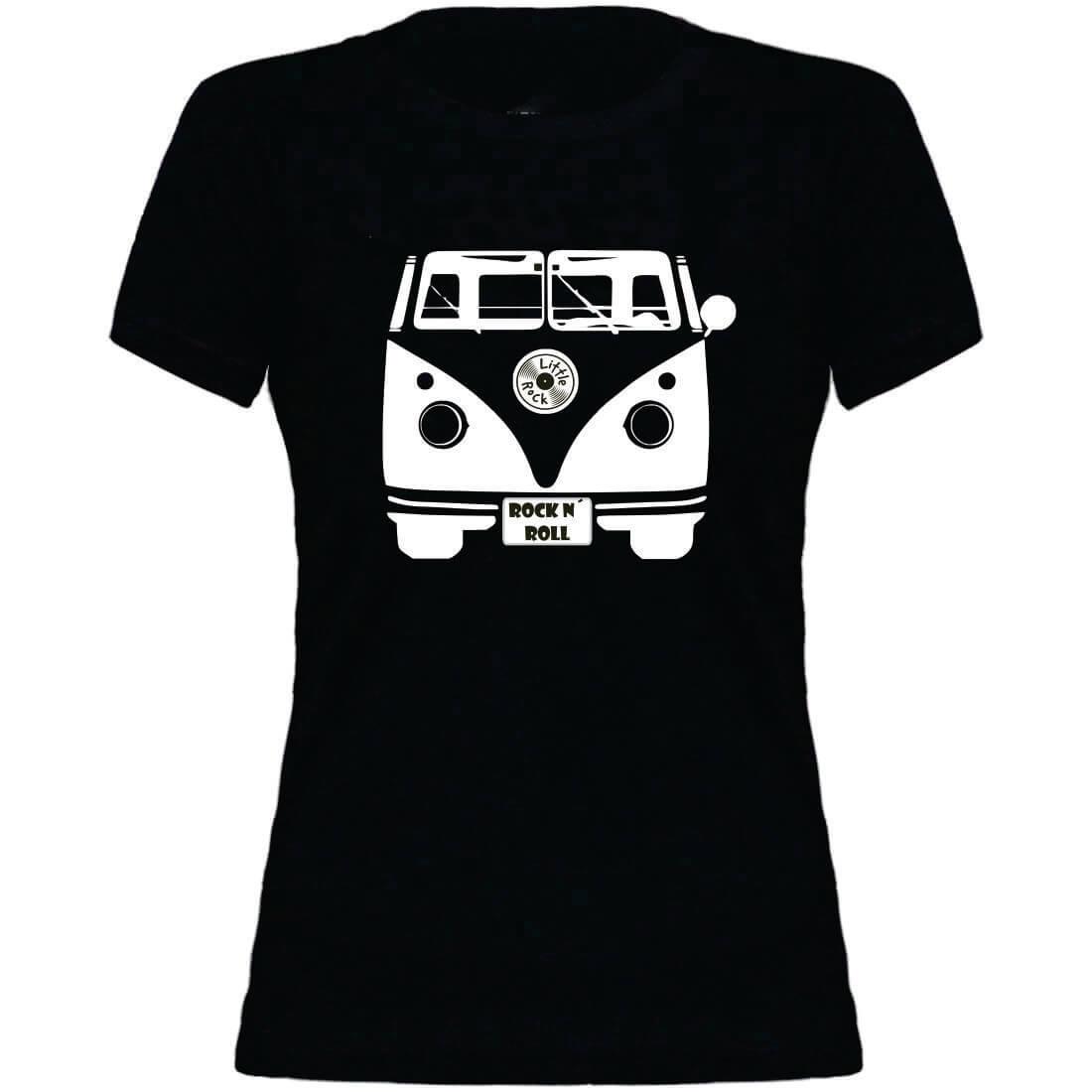 T-shirt Feminina Juvenil Kombi