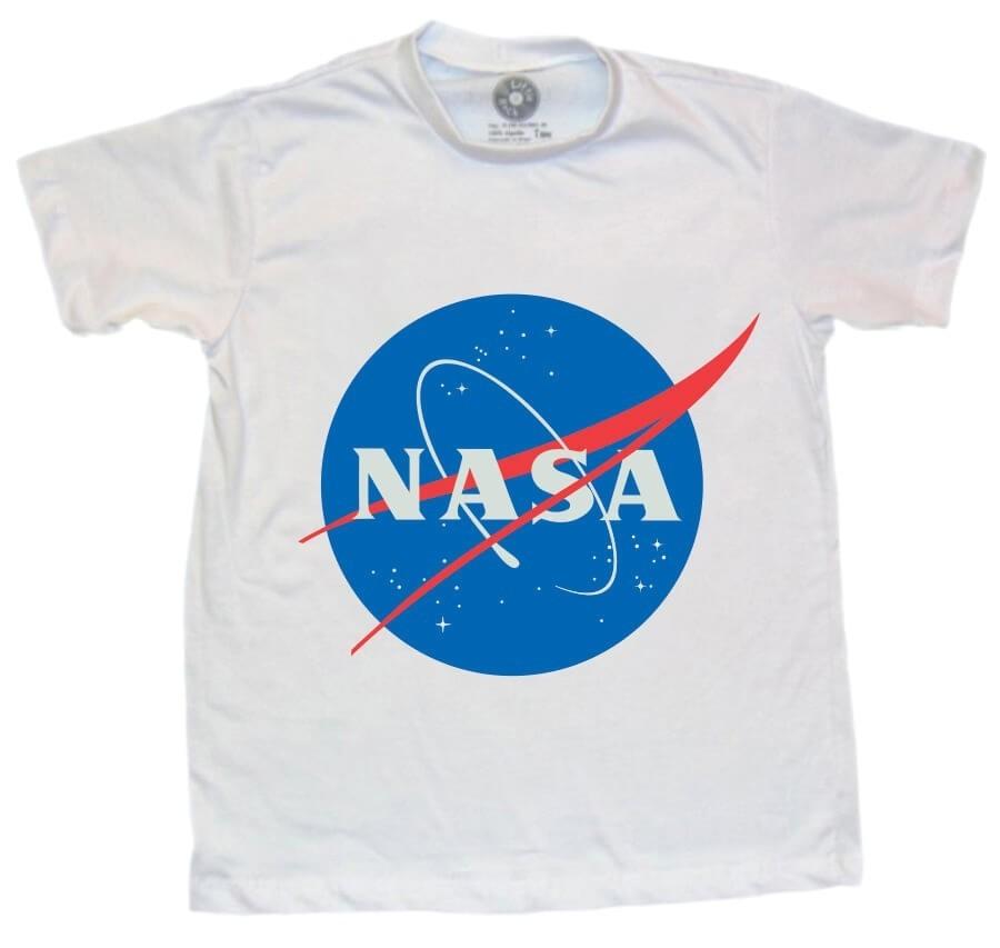 Camiseta INFANTIL Nasa