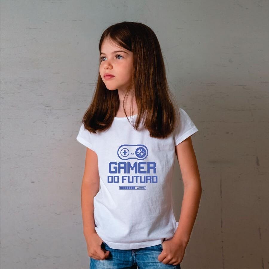 Camiseta INFANTIL Pequeno Gamer