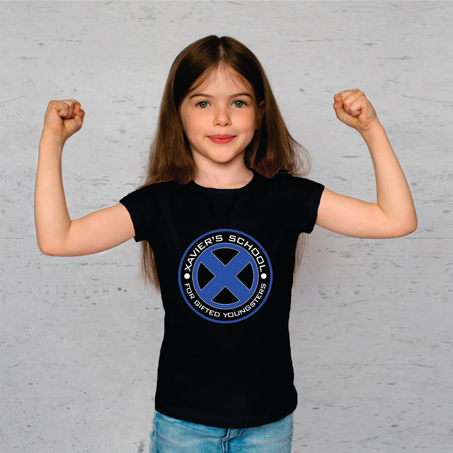 Camiseta Infantil X-Men