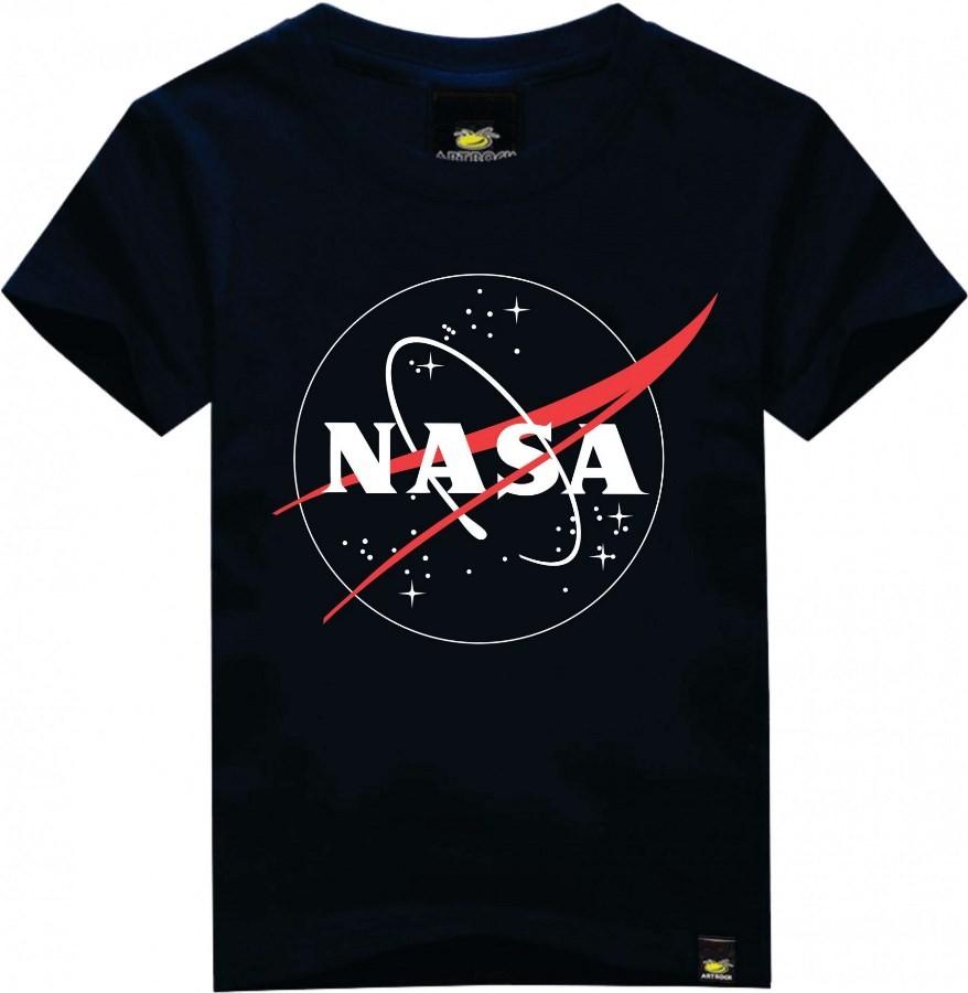 Camiseta Masculina Adulto NASA Art