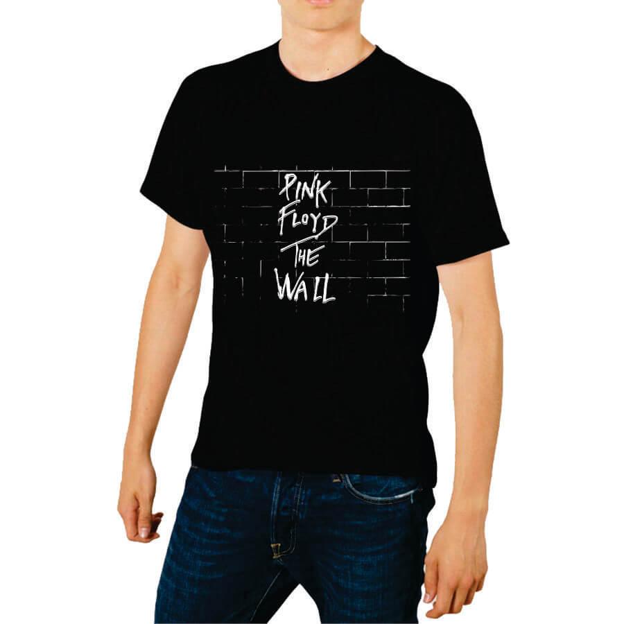 Camiseta Masculina Adulto Pink Floyd