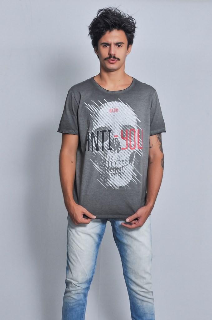 Camiseta Masculina ANTI YOU