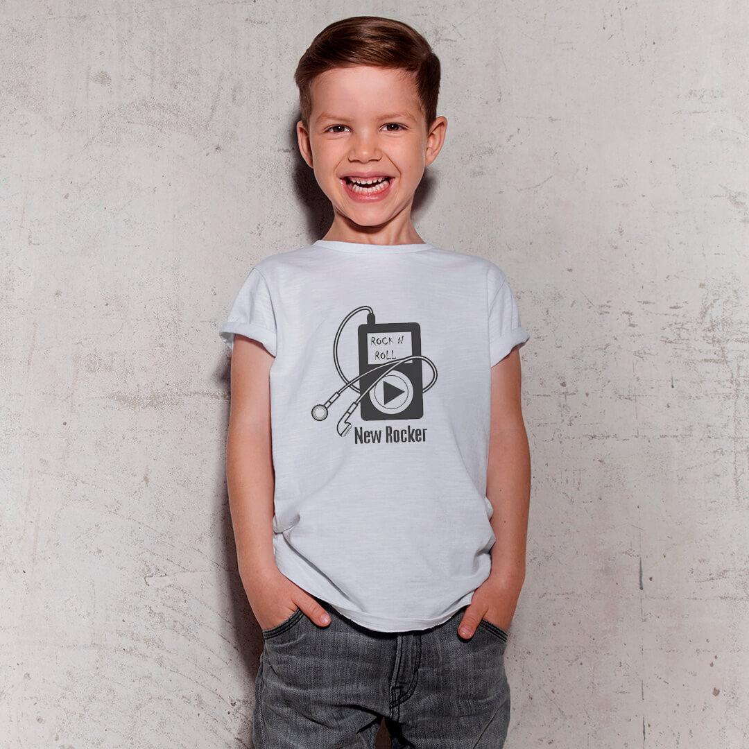 Kit Camisetas Pai e Filho Fita K7 IPHONE