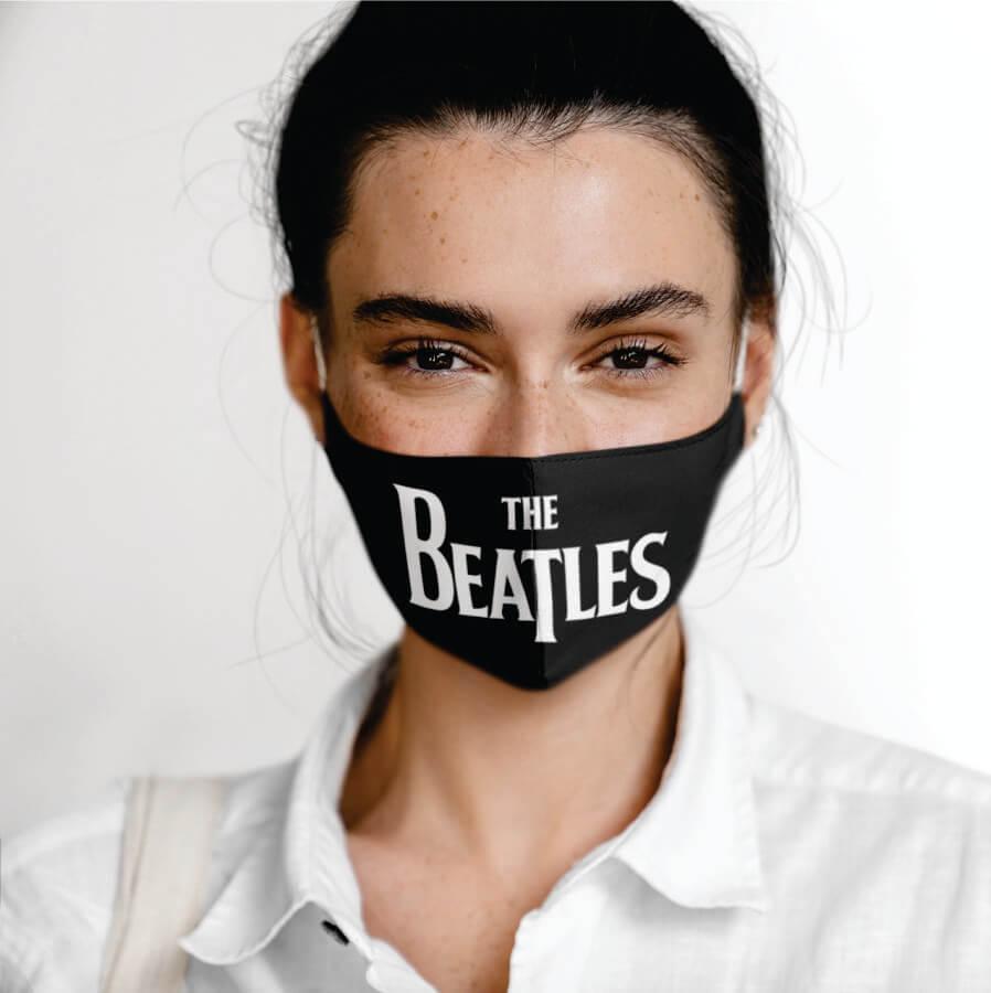 Máscara Pano Lavável Tecido 100% Algodão Dupla Camada Estampas diversas