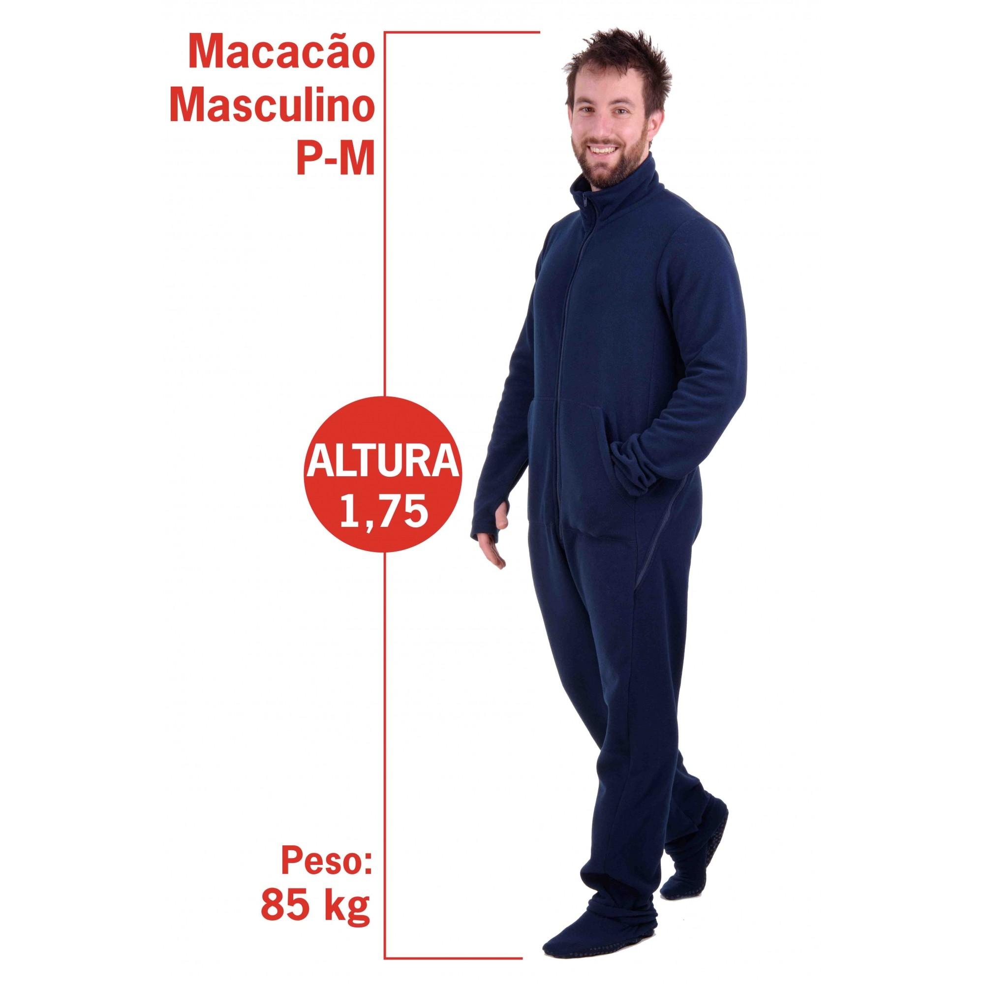 2 PEÇAS - TAL PAI TAL FILHO (A) MACACÃO MARINHO