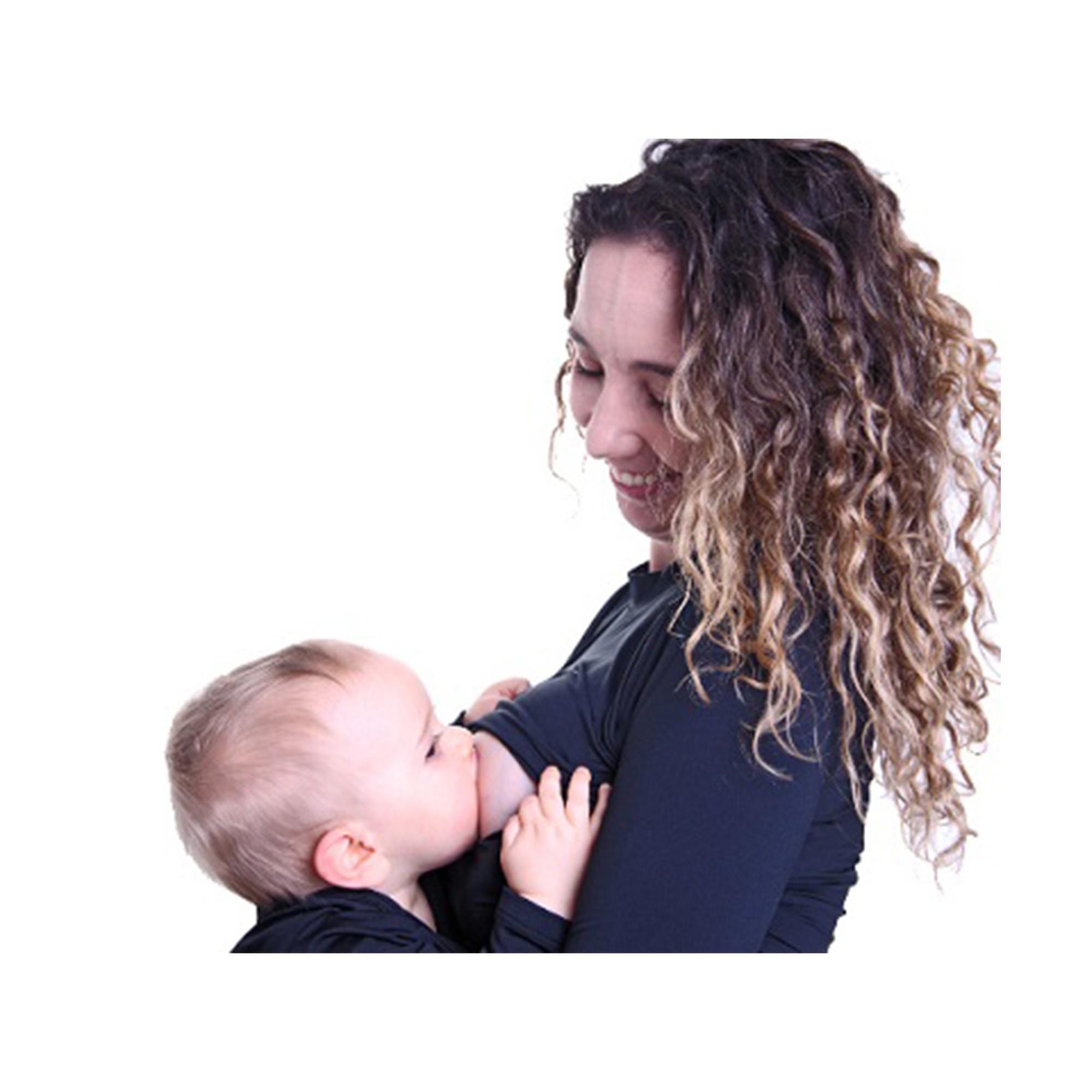 3 PEÇAS -TAL MÃE TAL BABY AMAMENTAÇÃO SEGUNDA PELE