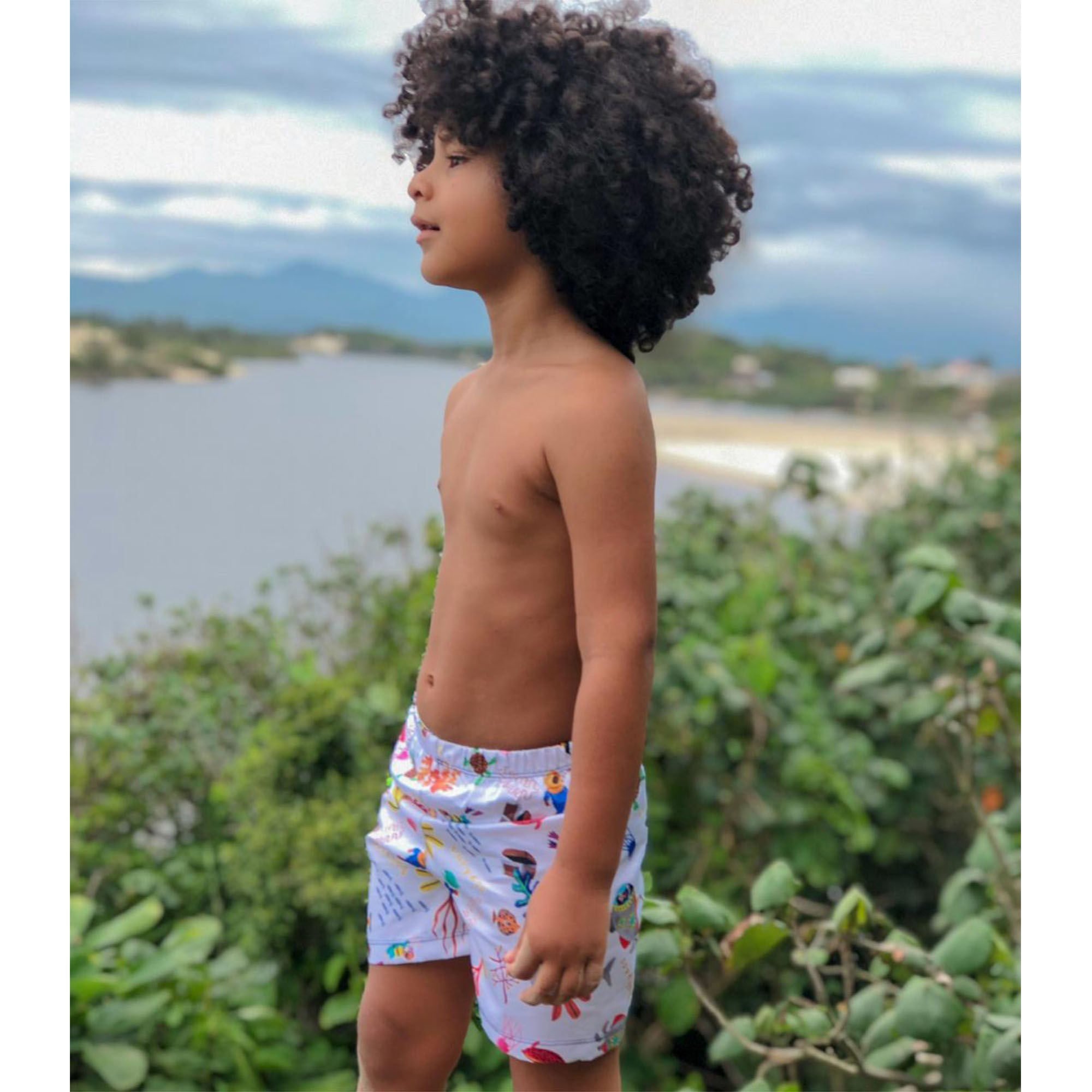 BERMUDA INFANTIL