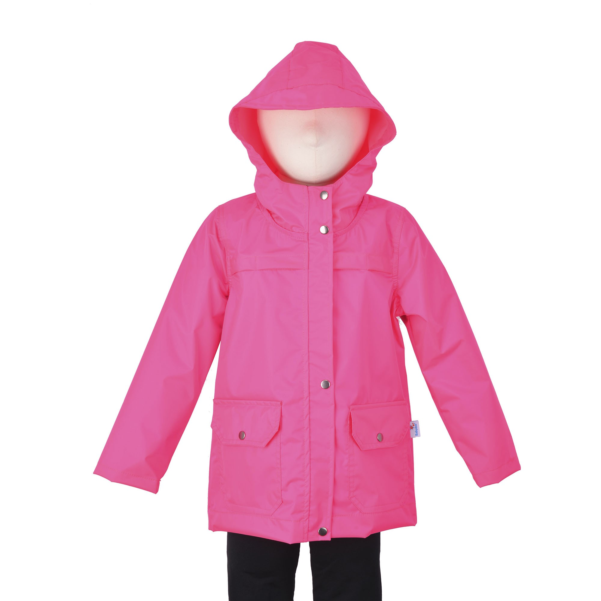 OUTLET - PARKA KIDS 10 ANOS NEON PINK