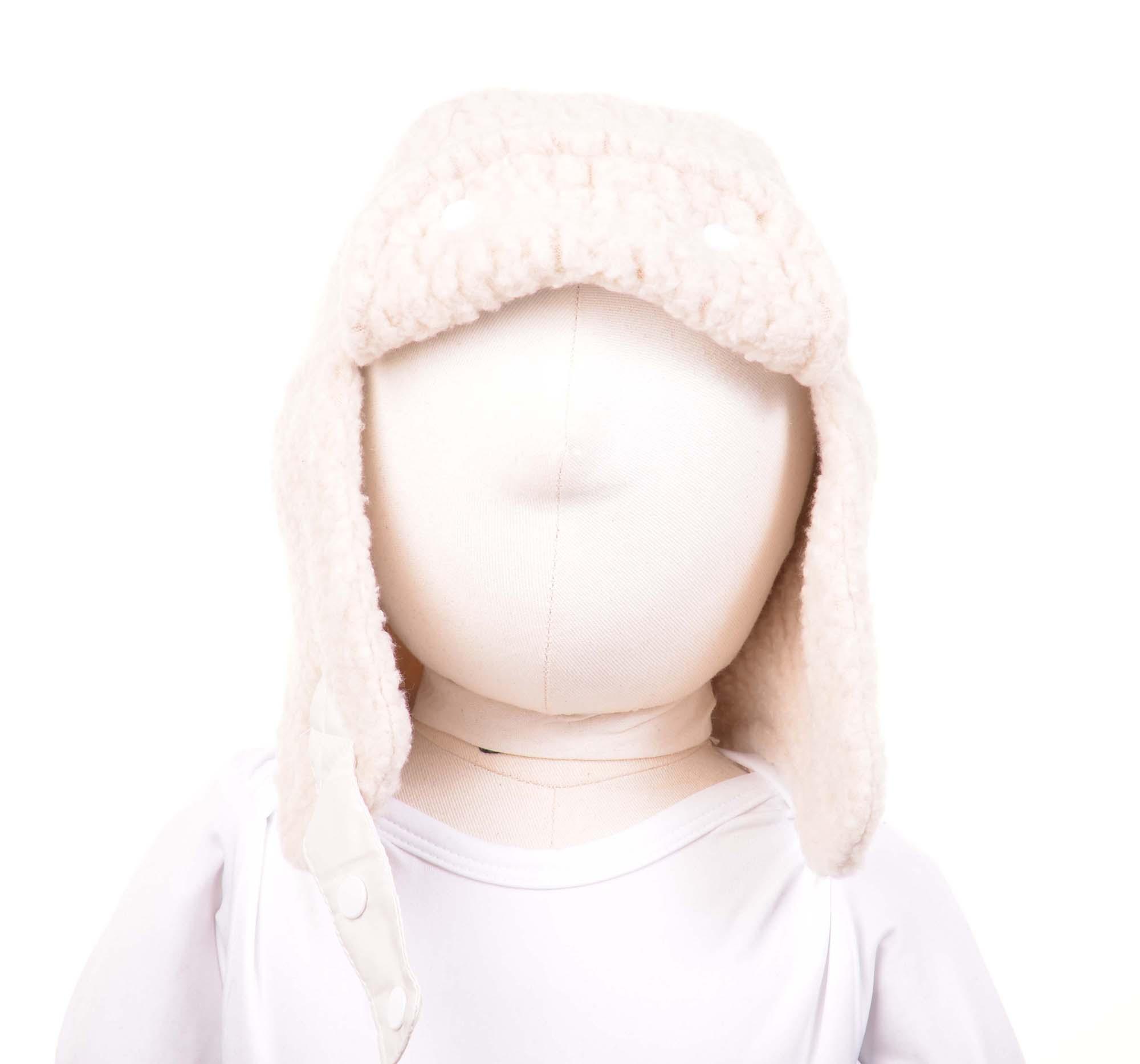 TOUCA AVIADOR BABY