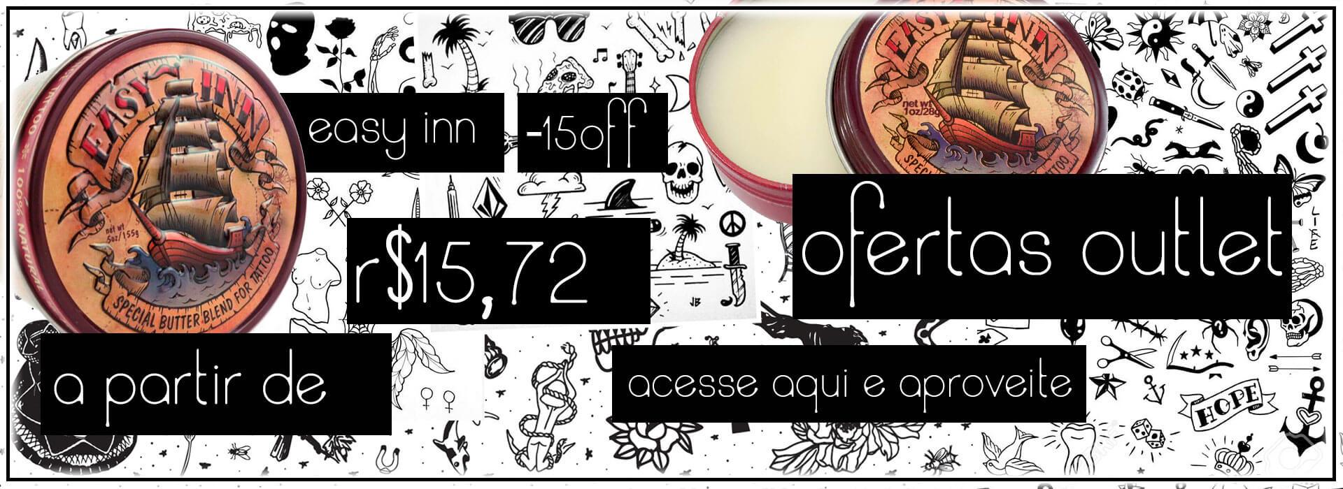 Compre seu material de tatuagem em promoção e receba em todo Brasil