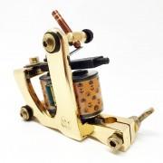 Máquina de Tattoo Kings Gold Handmade