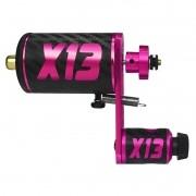 Máquina Rotativa de Tattoo X13 Pink Híbrida