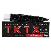 Pomada Anestésica para Tatuagem Tktx Black