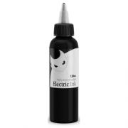 Tinta para Tatuagem Cor Preto Linha Electric Ink 120ml