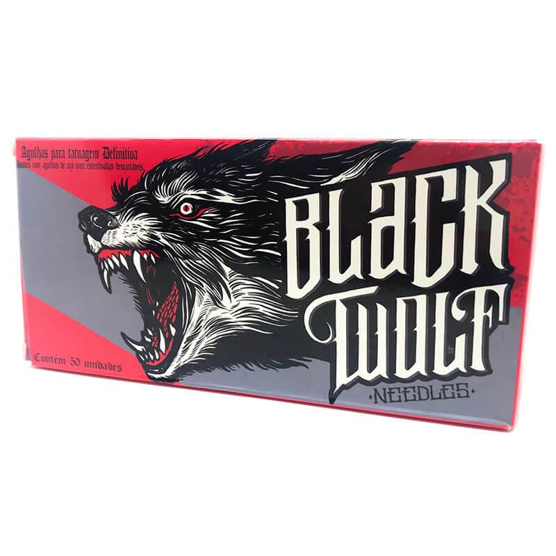 Agulha Black Wolf Pintura 11 MG - 1 unidade