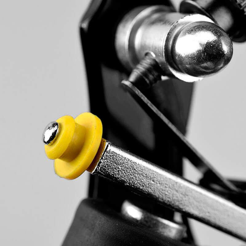 Borrachinha Grommet para Batedor de Máquina de Tatuagem 10 Unidades
