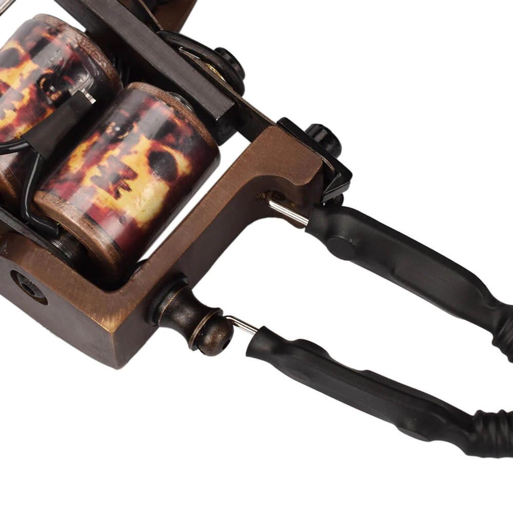 Cabo ClipCord para Máquina de Tatuagem P10 Transparente