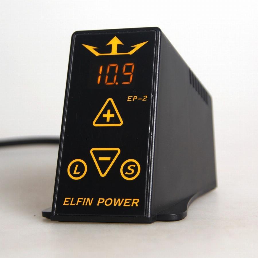 Fonte de Tattoo Digital Elfin Power EP-2