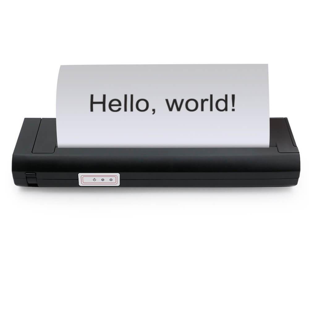 Impressora de Decalque Stencil TermoTransfer MIDR Mini Printer