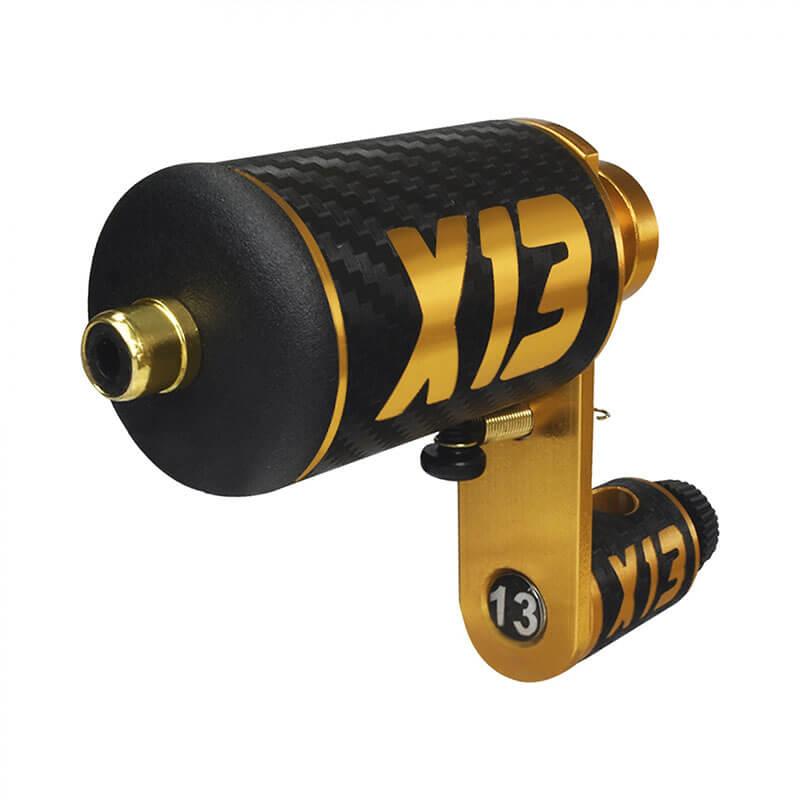 Kit de Tatuagem Iniciante Híbrida X13 Gold FineLine