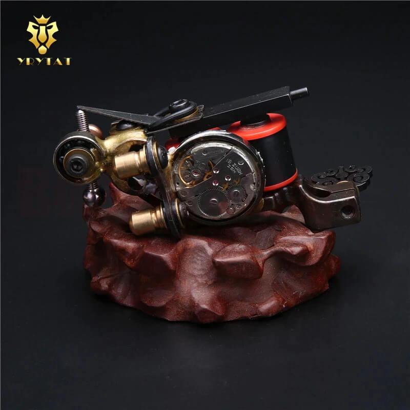 Máquina de Bobina Invertida SteamPunk Handmade