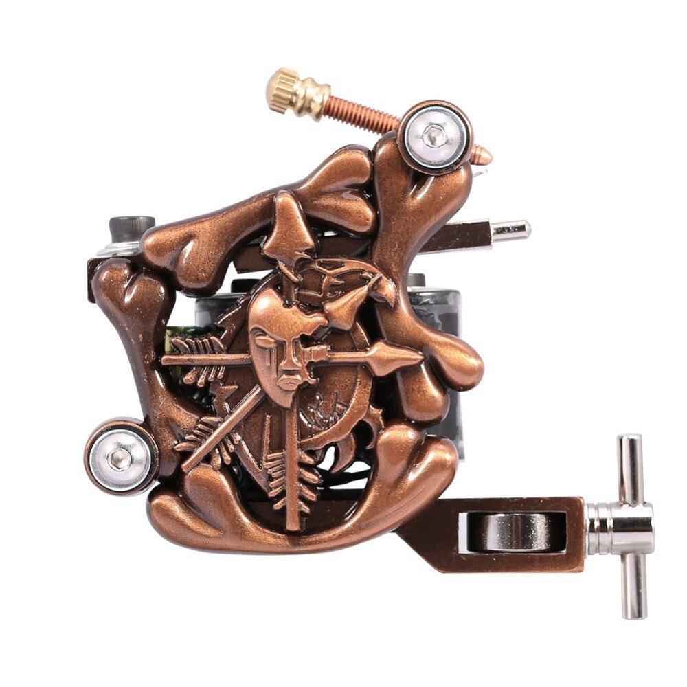 Máquina de Tattoo Brand Copper Handmade