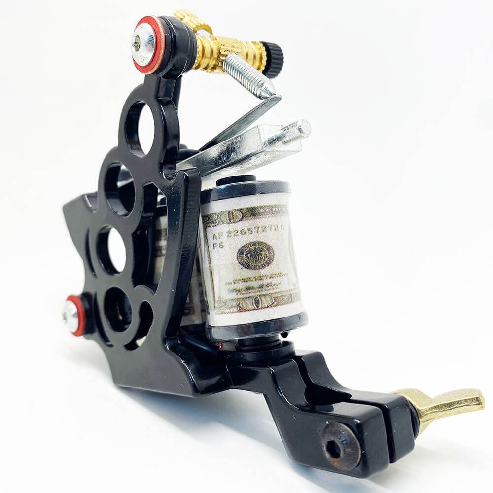 Máquina de Tattoo Knuckleduster Custom