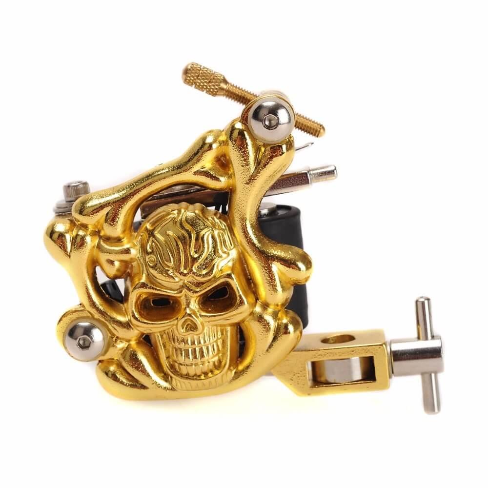 Máquina de Tattoo Skull War Custom