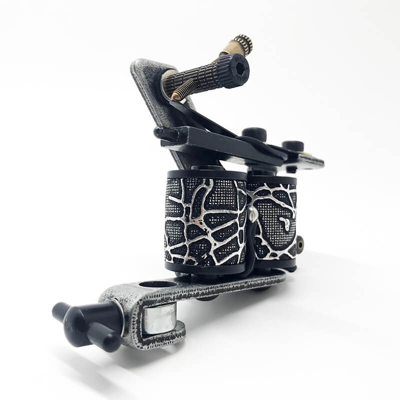 Máquina de Tattoo Steel Shader Handmade