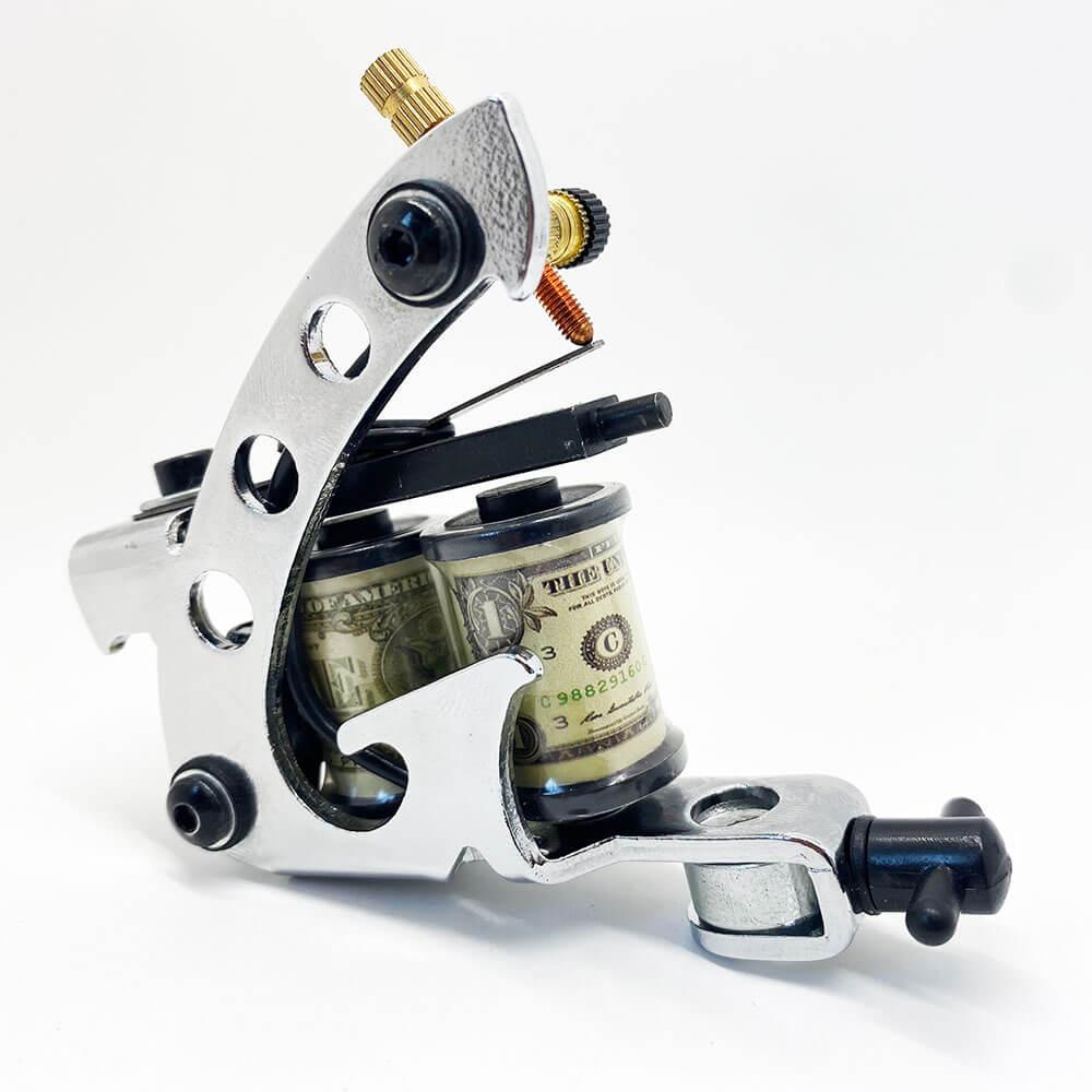 Máquina de Tatuagem de Bobina Híbrida G Dollar