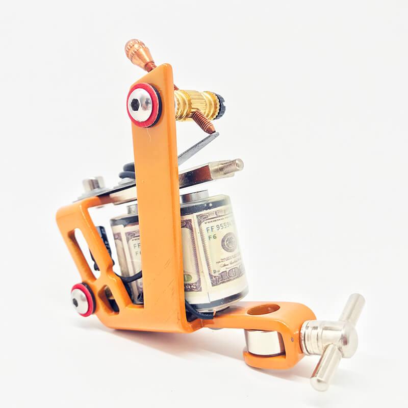 Máquina de Tatuagem Orange Bar Handmade