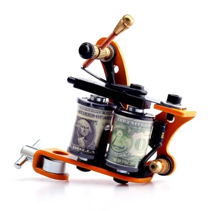 Máquina de Tatuagem OrangeBill Handmade