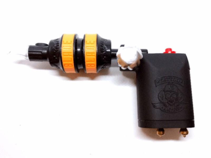 Máquina de Tatuagem Rotativa TCM Square Power Black