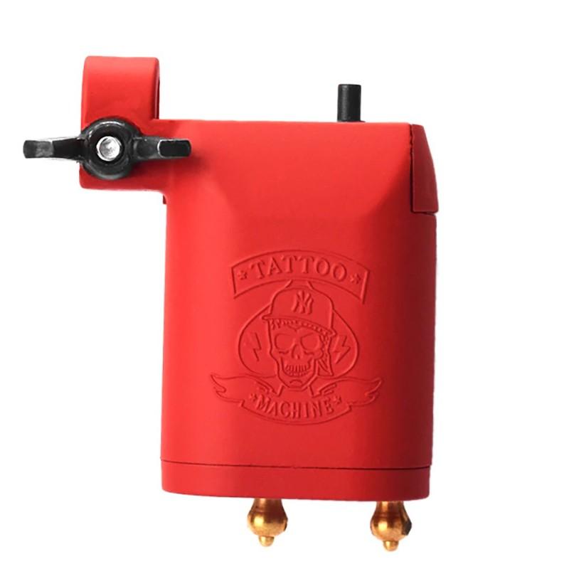 Máquina de Tatuagem Rotativa TCM Square Power Red