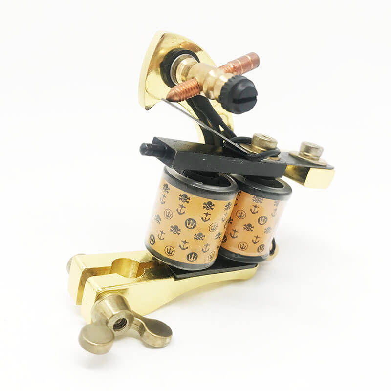 Máquina de Tatuagem Sailors Crown Handmade