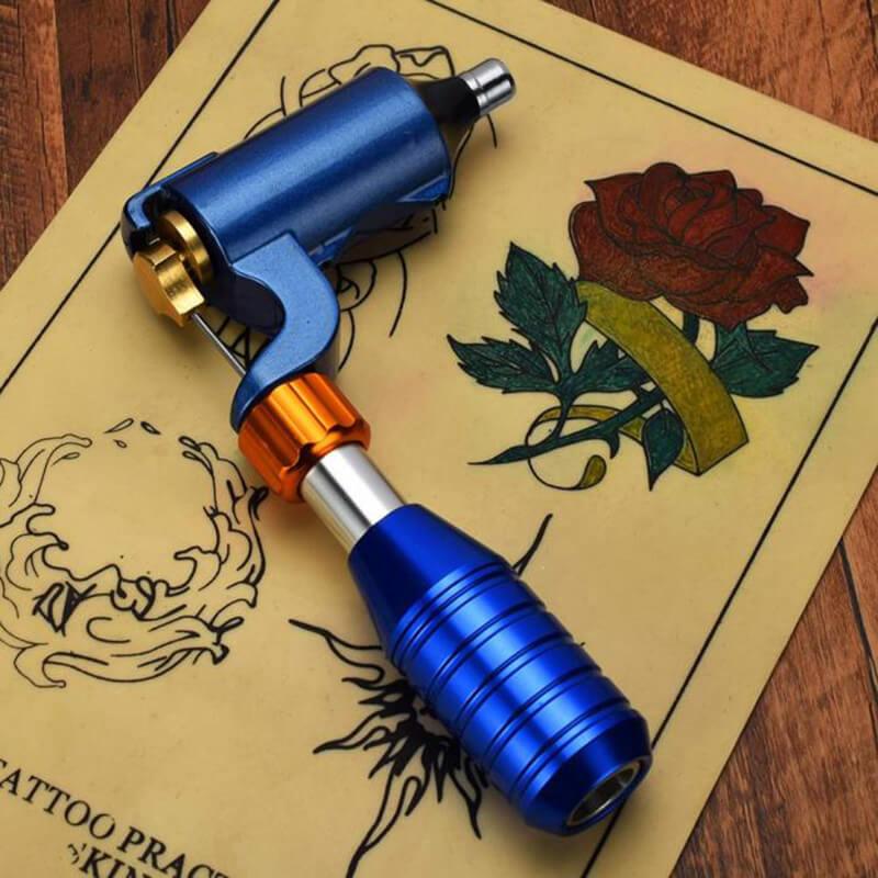 Máquina Rotativa de Tatuagem Indigo Rotary