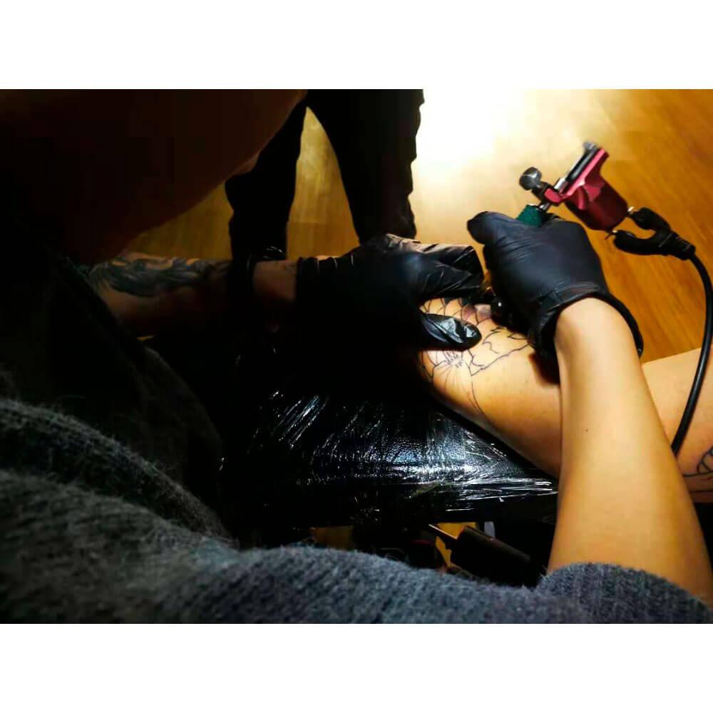 Máquina Rotativa de Tatuagem Stigma Effect Black
