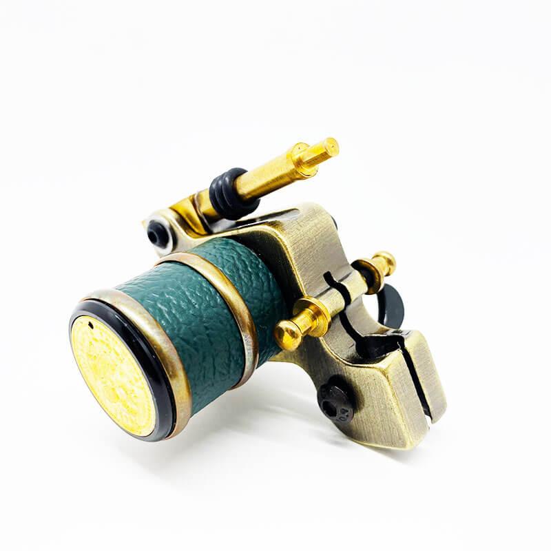 Máquina Rotativa de Tatuagem Transverse Mummy Green