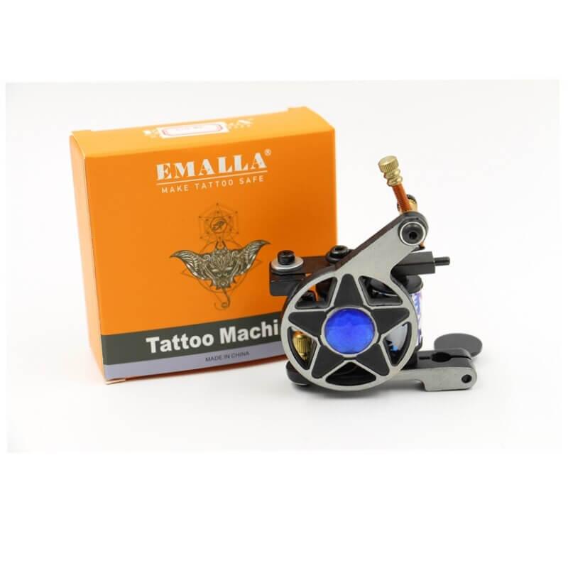 Máquininha de Tatuagem Blue Pentagram