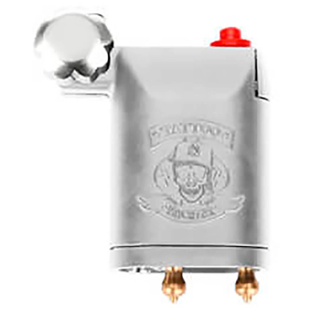 Máquininha para Tatuagem Rotativa TCM Square Power Cinza
