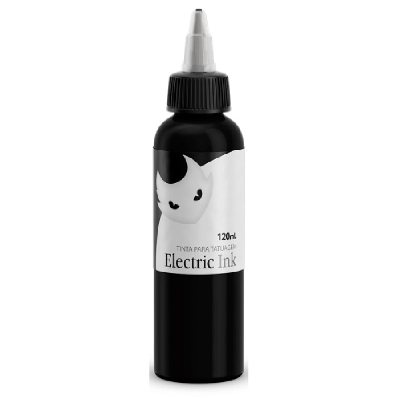 Preto Tribal Electric Ink 30ml