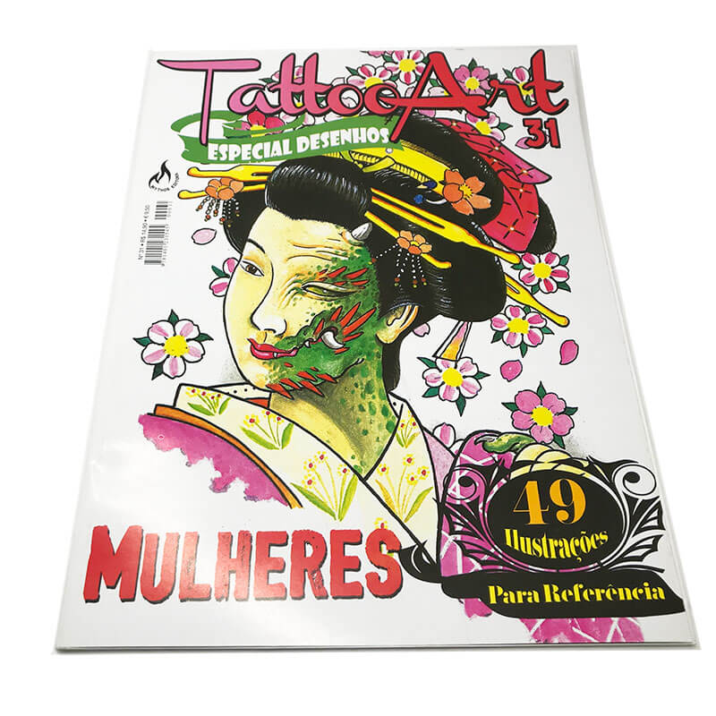Revista Tattoo Art 31