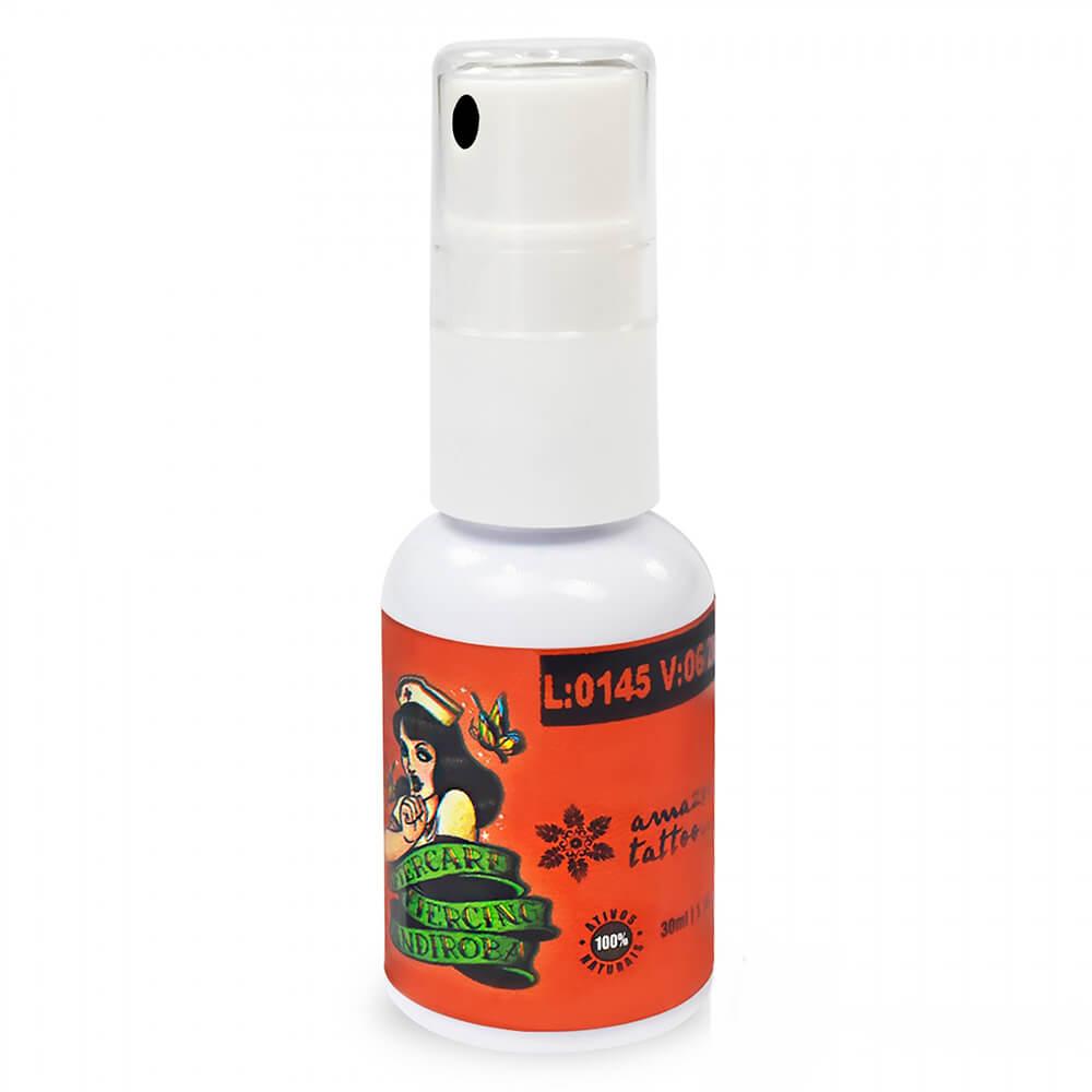 Spray Cicatrizante Aftercare Piercing Andiroba 30 ml