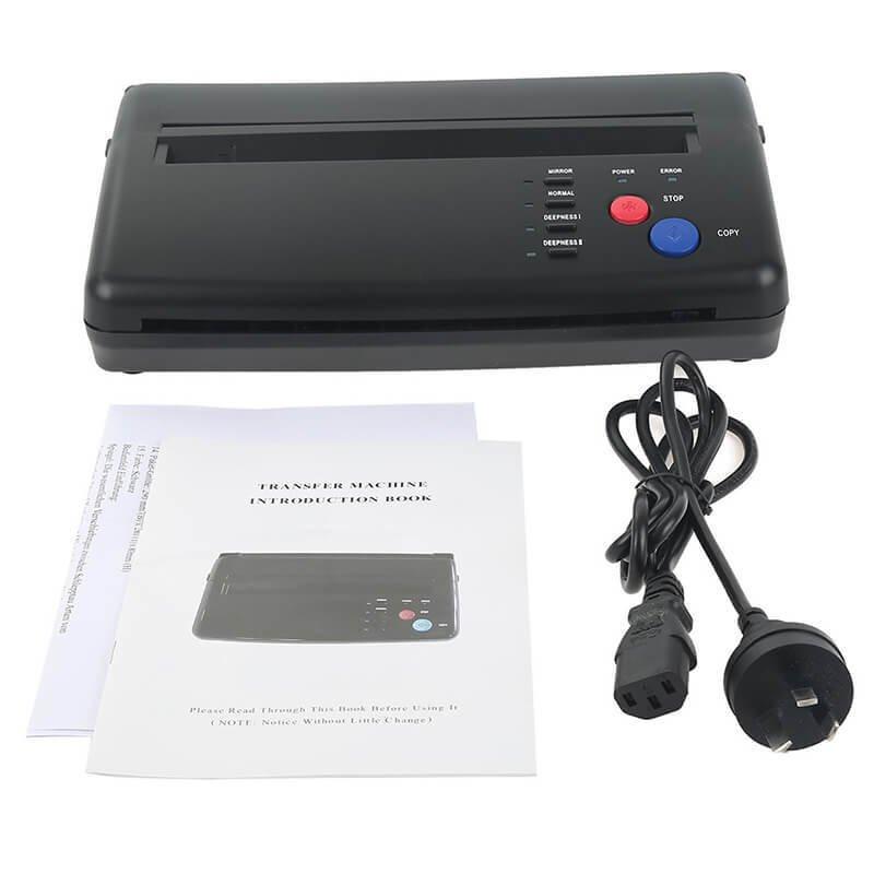Termocopiadora Impressora de Decalque para Tatuagem TermoTransfer