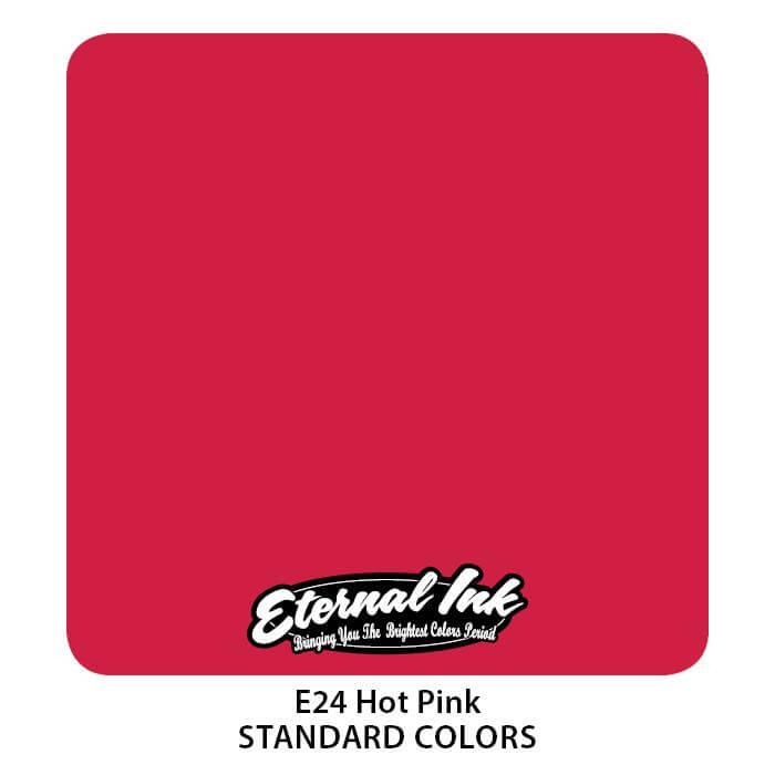 Tinta de Tattoo Eternal Ink Hot Pink 30ML