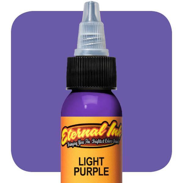 Tinta de Tattoo Eternal Ink Light Purple 30ML