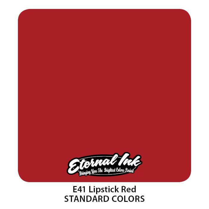 Tinta de Tattoo Eternal Ink Lipstick Red 30ML